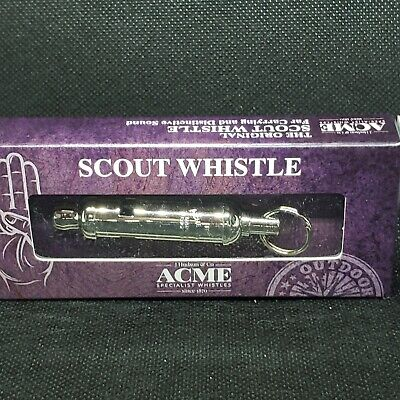 Acme Scout Emergency EDC Whistle , Emergency & Police Whistle