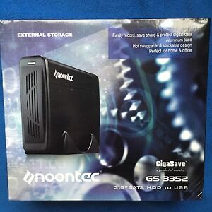 NEW noontec 1TB external storage Armidale Armidale City Preview