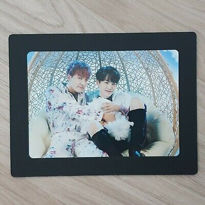 The Wings Tour 2017 BTS Live Trilogy Episode III Photo + Frame