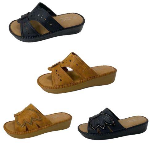 Women Summer Open Toe Sandals Wedge Platform Slipper Shoes P