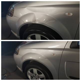 """PAINTLESS DENT REMOVAL """"WE COME TO YOU"""" Work or Home"""