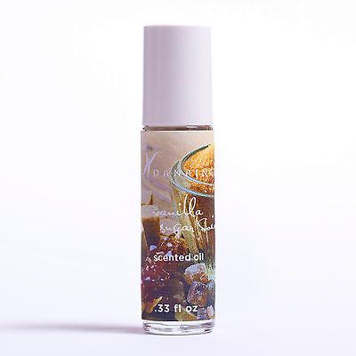 Vanilla Sugar Soiree .33 fl oz PHEROMONE PERFUME dulce amber woods -