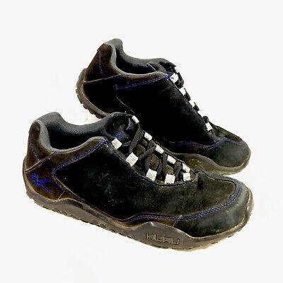 GUC Women's KURU Chicane Athletic Comfort Shoes Black Sz 8