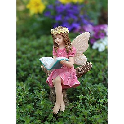 FAIRY GARDEN Miniature ~ Abigail ~ Mini Dollhouse