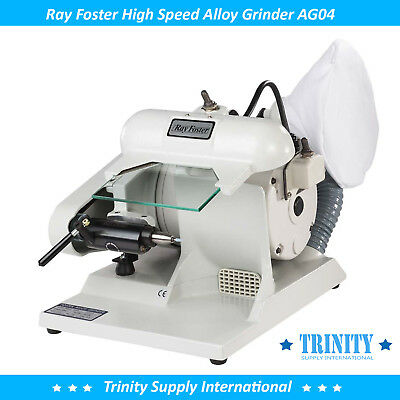Ray Foster High Speed Grinder Ag04 Dental Lab Self-contained Dust Collector