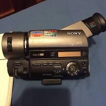 Sony Handycam Video Hi8 Rivett Weston Creek Preview