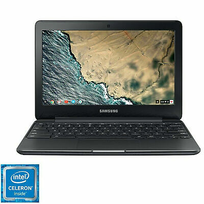"MINT Samsung Chromebook 3 11.6"" Intel Dual Core 4GB RAM 64GB eMMC XE500C13-K06US comprar usado  Enviando para Brazil"