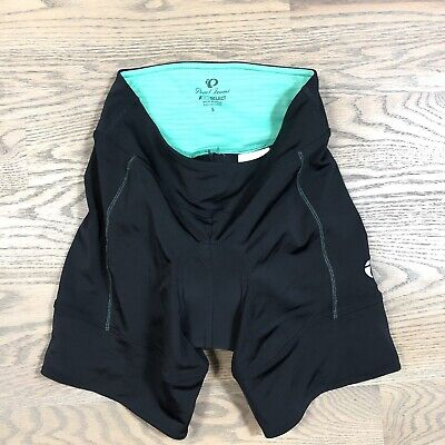 Pearl Izumi Select Cycling Shorts Padded Liner womens Biking Black Size Small