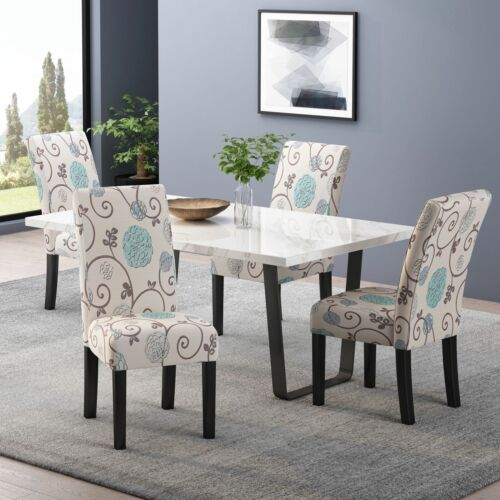 Percival Contemporary Dining Chairs (Set of 4) Chairs