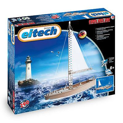 EITECH Metallbaukasten Boote 351x292x47mm