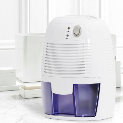 Small Space Dehumidifier with Auto Shut-Off - Quietly Extrac
