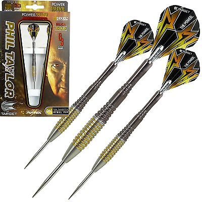 TARGET Phil Taylor 95% 26g Tungsten G3 Darts - Power 9Five Firepower Darts for sale  Shipping to Ireland