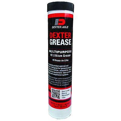 Dexter 14Oz Carton Of Lithium Multipurpose Bearing Grease