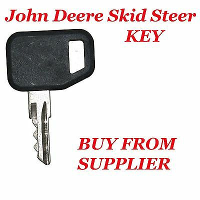 John Deere Skid Steer Heavy Equipment Ignition Keys 68