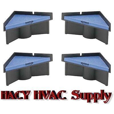 Set of (4) Diversitech FB-1 Seal Adheisive Furnace Mounting Blocks