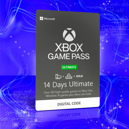 Xbox Game Pass Ultimate (Live GOLD + Game Pass) 14 days Trial / INSTANT DELIVERY