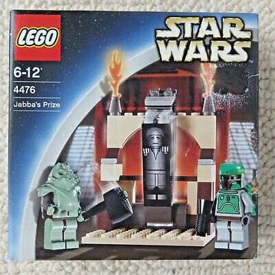 LEGO® Star Wars 4476 Jabba's Prize NISB inc Boba Fett Minifigure and Han Solo in