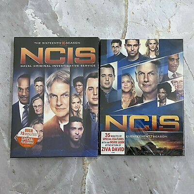 NCIS: Naval Criminal Investigative Service: Season 16-17 (DVD 11-Disc) US Seller