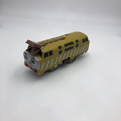 TOMY Trackmaster Thomas DIESEL 10 2000 WORKING Motorized Train Engine
