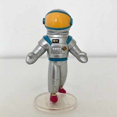 """RARE Toy Story 3 Astronaut Barbie Ken buddy Pack Action Figure Toy Doll Small 2"""""""