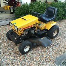 Greenfield Fastcut 34 ride on mower with trailer Eltham Lismore Area Preview