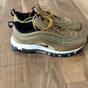 BRAND NEW Air max 97 gold bullet //SIZE 11