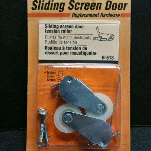 "PAIR - Prime-Line Sliding Screen Door Spring Tension 1"" Roll"