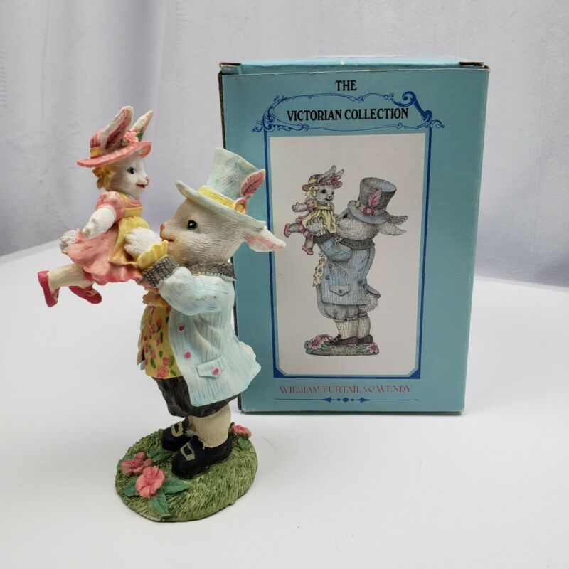 William Furtail and Wendy Bunny,  The Victoria Collection/ Collectable/ Easter