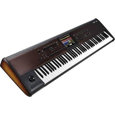 Korg KRONOS LS  88 Velocity-sensitive Semi-Weighted keys keyboard new//ARMENS//. (Korg Weighted Keyboard)