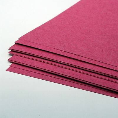 Recycled Kaleidoscope - Recycled A2 Cerise kaleidoscope paper 100gsm Bright Pink Sugar Paper Stock
