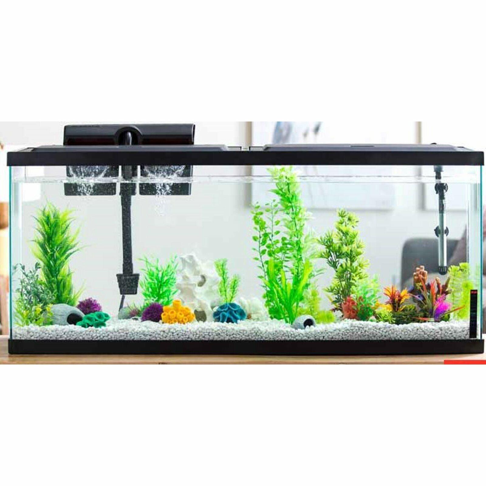 Aqua Culture 20/55 Gallon Fish Tank Hood ...