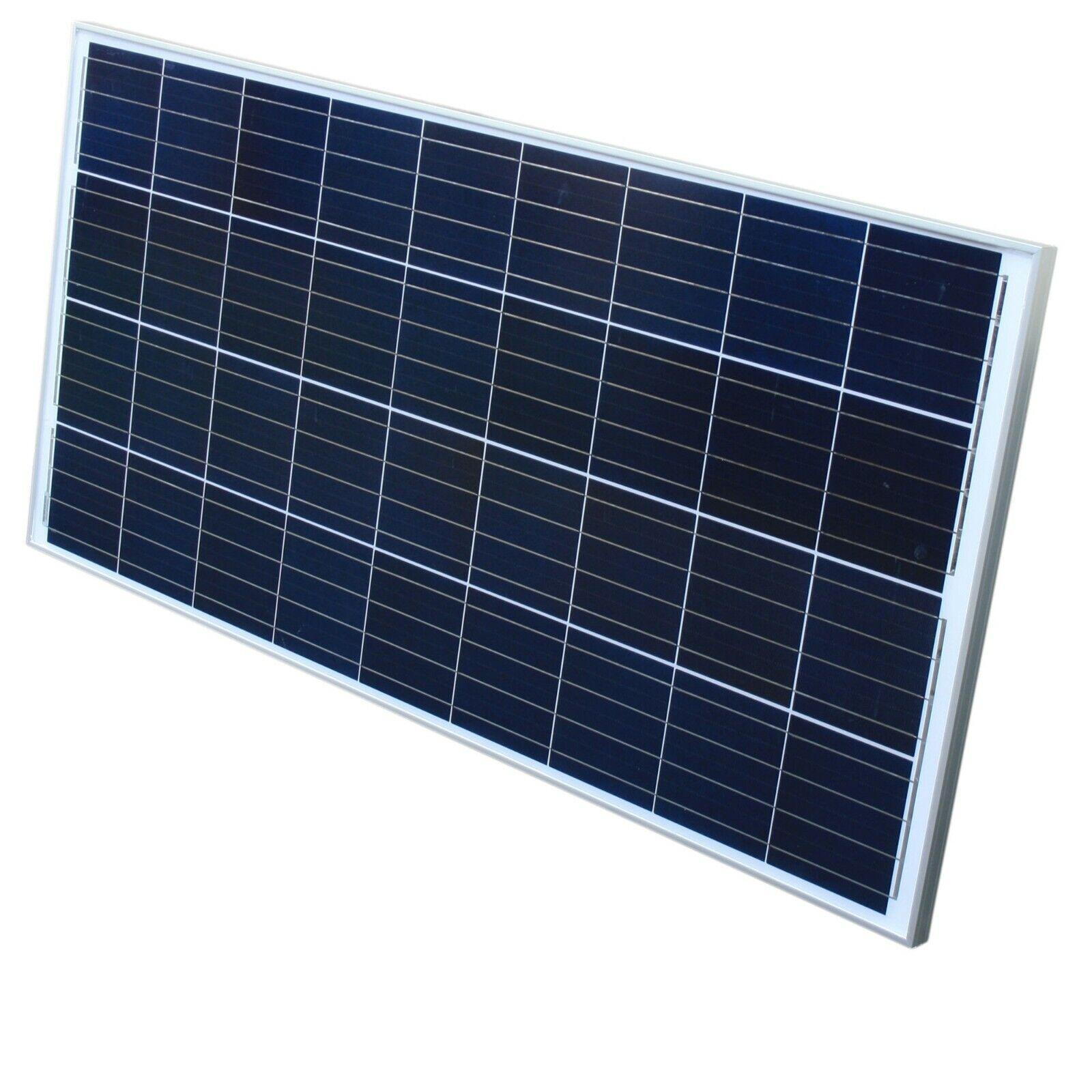 9W Solaranlage Solar Bausatz Inselanlage Set Garten Camping