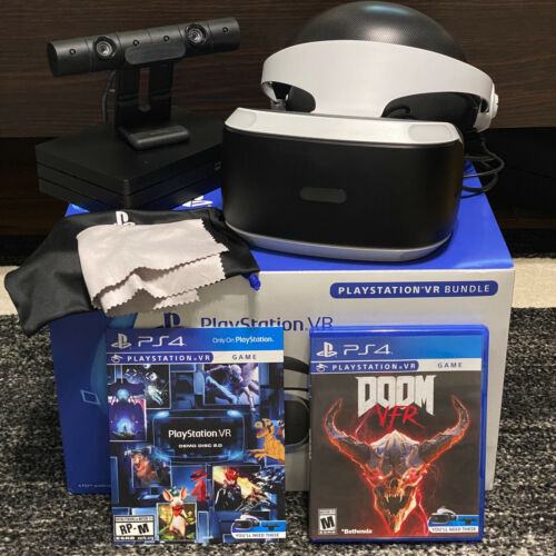 PSVR Doom VFR Bundle Playstation VR CUH-ZVR2