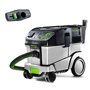 festool absaugmobil industriesauger staubsauger cleantex ctl 36 e ac hd 584167 ebay. Black Bedroom Furniture Sets. Home Design Ideas