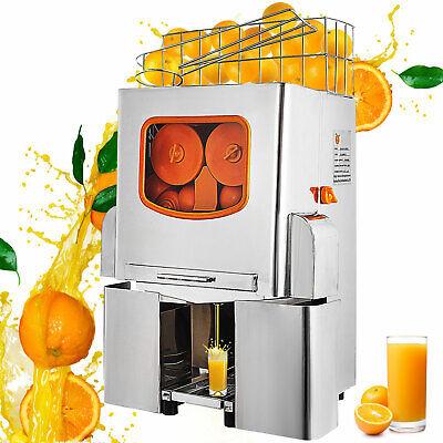 Licuadora Exprimidor de Naranja Eléctrico 22-25 Naranjas / Min Automático