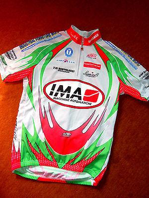 Radrenntrikot BICYCLE LINE Team C.S.Spercenigo, Italien, Größe M, neu!