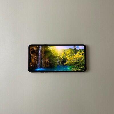 LG V40 ThinQ LM-V409N 128GB - Carmine Red, Single Sim, Condition: Shadow
