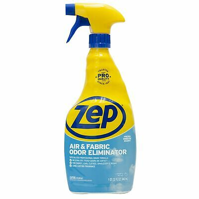 Zep ZUAIR32 Air and Fabric Odor Eliminator, 32 oz.