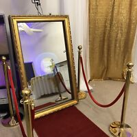 Interactive photo booth! Ideal for Weddings or Prom