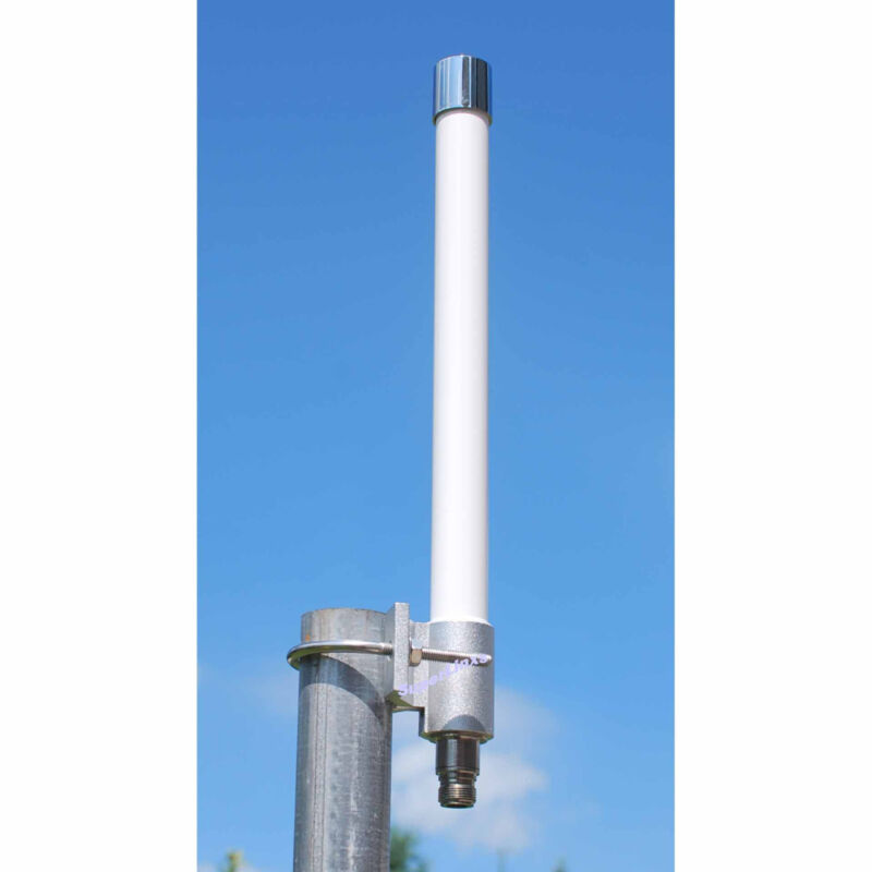 SuperLinxs 5 GHz 8dBi Omni Directional Antenna Outdoor Type N Weather-proofed