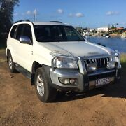 Toyota Prado Landcruiser Ormiston Redland Area Preview