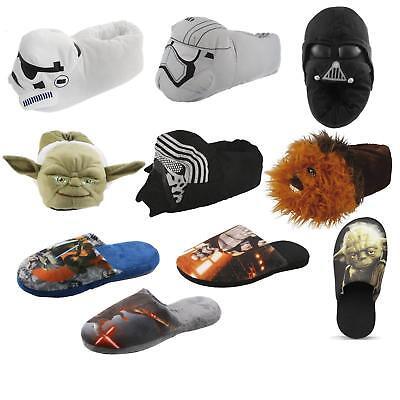 Disney Star Wars Tier Hausschuhe Plüsch Schlappen Pantoffel - Star Wars Schuhe