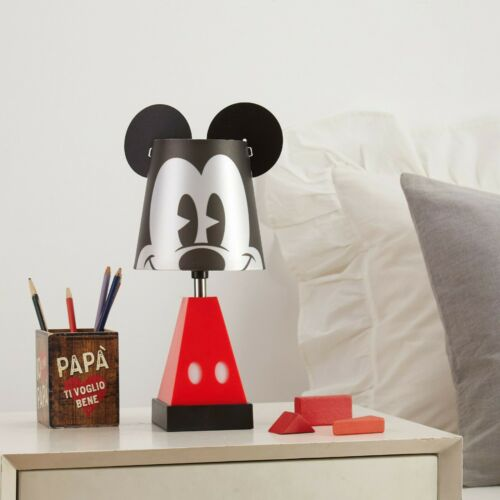 Disney Mickey Mouse 2 in 1 Night Lamp