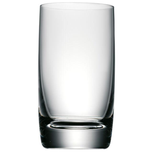 WMF Easy Becher Saftbecher Bierbecher Glas 6er Set Saftgläser