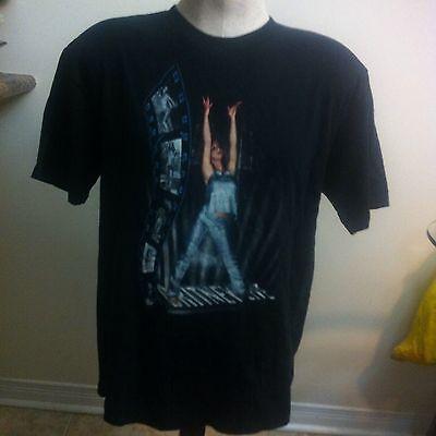 Vintage Britney Spears 2000 Tour Shirt Sz Large