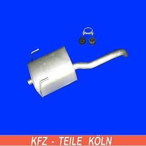 FORD-KA-1-2-Silenciador-Sistema-de-escape-Silenciador-Escape