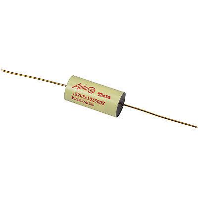 Audiocap Ppt Theta 0.22uf 600v Filmfoil Capacitor