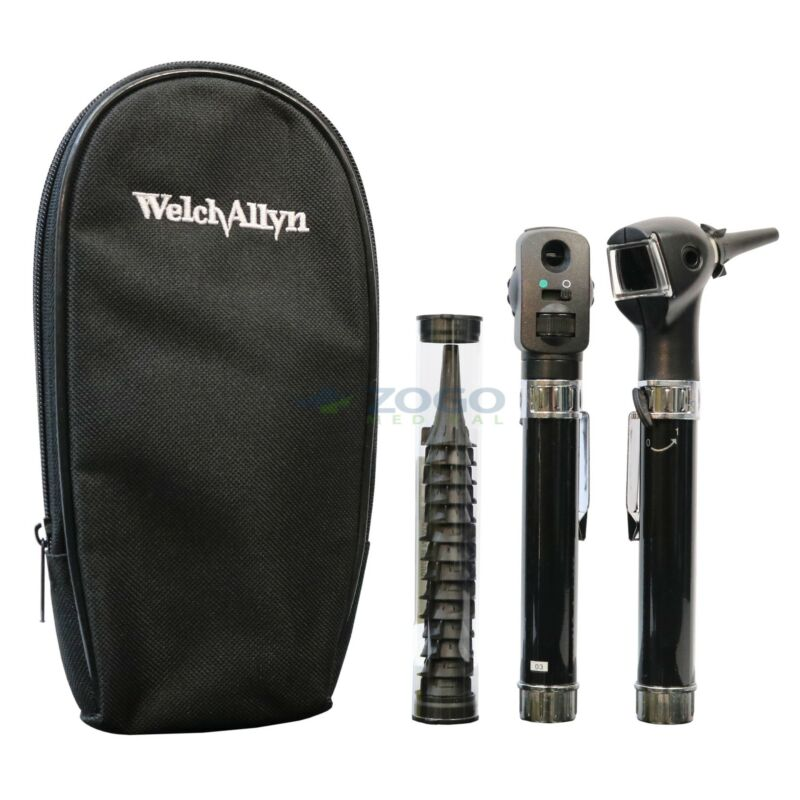 Welch Allyn Otoscope / Opthalomscope Diagnostic Set 95001