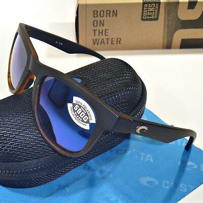 ef7a856302 Costa Del Mar Copra Polarized Sunglasses-Coconut Fade Blue Mirror 580G Glass