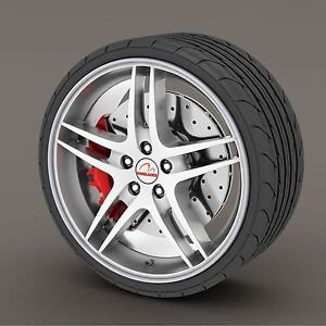 Rimblades-Alloy-Wheel-Rim-Protectors-Tyres-Tire-Guard-Rubber-Moulding-Silver